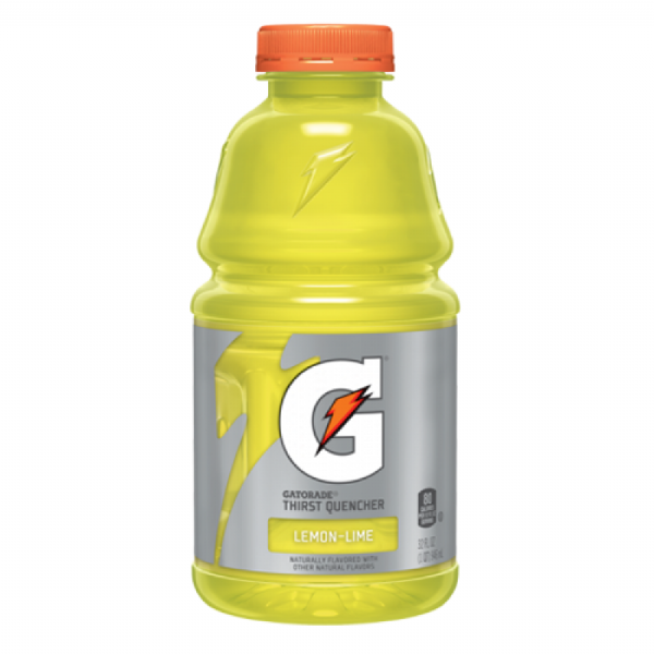 Gatorade Lemon and Lime 32oz  946ml